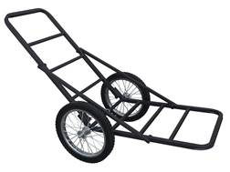 Big Game The Lock and Load Game Cart Steel Black