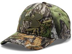 Under Armour Camo Tackle Twill Cap Polyester
