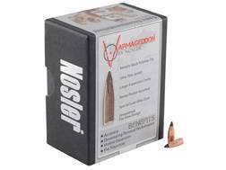 Nosler Varmageddon Bullets 17 Caliber (172 Diameter) 20 Grain Tipped Flat Base