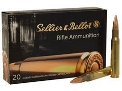 Sellier & Bellot Ammunition 30-06 Springfield 150 Grain Full Metal Jacket