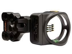 "Apex Gear Accu-Strike 4-Pin Bow Sight .019"" Diameter Pins Black"