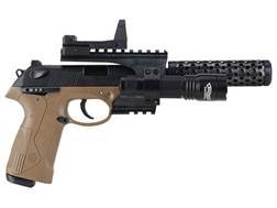 Beretta PX4 Storm Recon Air Pistol 177 Caliber BB and Pellet Black and Flat Dark Earth with Shot Dot Sight
