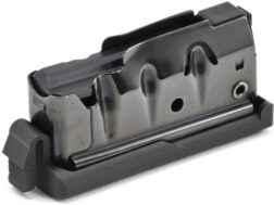 Savage Arms Magazine Savage Axis, Edge 204 Ruger, 223 Remington 4-Round Polymer Black