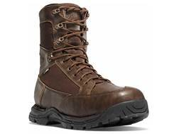 "Danner Pronghorn 8"" Waterproof Uninsulated Hunting Boots Leather and Nylon Brown Men's"