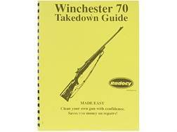 """Radocy Takedown Guide """"Winchester 70"""""""