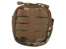 Spec.-Ops.  MOLLE Compatible General Purpose Admin Pouch Nylon MulitCam