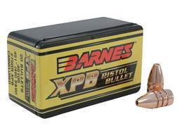 Barnes XPB Handgun Bullets 460 S&W (451 Diameter) 275 Grain Solid Copper Hollow Point Lead-Free Box of 20