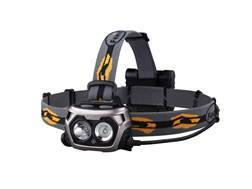 Fenix HP25 Headlamp LED with 4 AA Batteries Aluminum and Polymer