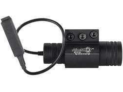"AimShot LS6800 Red Laser Sight Kit with Picatinny-Style Rail Mount, Slide Switch and 6"" Pressure Pad Switch Matte"