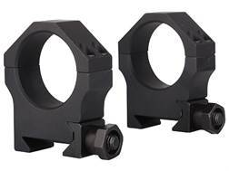 Valdada IOR 30mm Tactical Heavy Duty Picatinny-Style Rings Matte Medium
