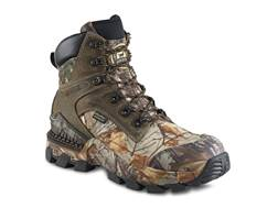 "Irish Setter Deer Tracker 8"" Uninsulated Waterproof Hunting Boots Nylon Realtree Xtra Camo"