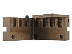 Saeco 4-Cavity Bullet Mold #358 38 Special, 357 Magnum (358 Diameter) 158 Grain Flat Nose
