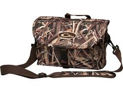 Drake Shell Boss 3 Box Shotgun Shell Bag Polyester Mossy Oak Shadow Grass Blades Camo