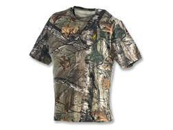 Browning Youth Wasatch T-Shirt Short Sleeve Cotton Realtree Xtra Camo