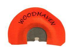 Woodhaven Toxic Orange Diaphragm Turkey Call