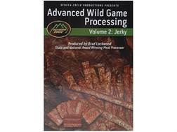 "Outdoor Edge Video ""Jerky: Advanced Game Processing Volume 2"" DVD"