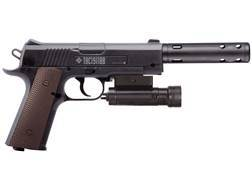 Crosman 1911 Tactical Air Pistol 177 Caliber with Laser Sight
