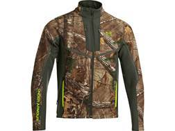 Under Armour Men's Speed Freak ColdGear Infrared Scent Control Jacket Polyester Realtree Xtra Camo Medium 38-40