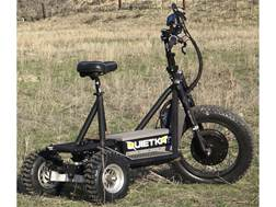 QuietKat Hunter 48 Volt Electric Utility Vehicle