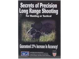 "American Gunsmithing Institute (AGI) Video ""Secrets of Precision Long Range Shooting for Hunting or Tactical"" DVD"