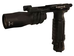 Surefire M900LT Vertical Foregrip Weaponlight LED with 3 CR123A Batteries Aluminum/Polymer Black