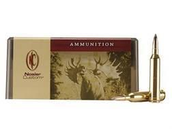 Nosler Custom Ammunition 264 Winchester Magnum 100 Grain Partition Spitzer Box of 20