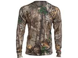 Core4Element Men's Merino 190 Lightweight Crew Base Layer Shirt Long Sleeve Merino Wool
