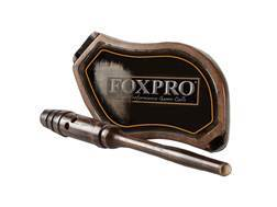 FoxPro Crooked Spur Glass Turkey Call