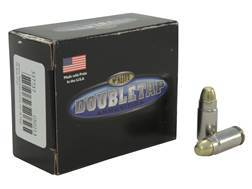 Doubletap Ammunition 9x25mm Dillon 147 Grain Full Metal Jacket Flat Point