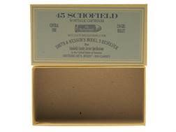 Cheyenne Pioneer Cartridge Box 45 S&W Schofield Chipboard Package of 5