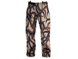 First Lite Men's Scent Control Boundary Stormtight Waterproof Pants Synthetic Blend ASAT Camo 2XL 41-44