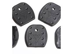 Vickers Tactical Magazine Floor Plates Glock 45 ACP and 10mm Package of 5 Polymer