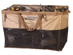 Rig'Em Right Tanker XL 48 Floater Duck Decoy Bag Tan and Black