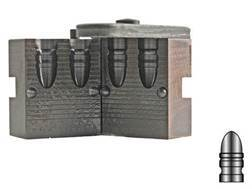 Lyman 2-Cavity Bullet Mold #358311 38 Special, 357 Magnum (358 Diameter) 160 Grain Round Nose