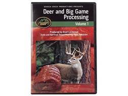 "Outdoor Edge Video ""Deer Processing 101"" DVD"