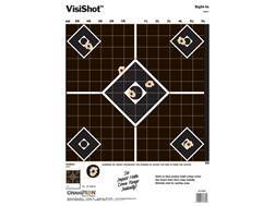 "Champion VisiShot Sight-In Targets 13"" x 18"" Paper Package of 10"