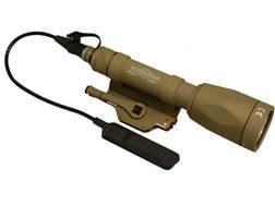 Surefire M620P Fury Scout Light Weaponlight LED with 2 CR123A Batteries Aluminum Tan