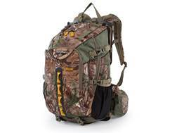 Tenzing TZ CF Legend Backpack Carbon Fiber, Polyester and Nylon Ripstop Realtree Xtra Camo