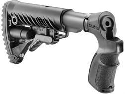 Mako M4-Style Collapsible Buttstock Mossberg 500, 590 Synthetic Black