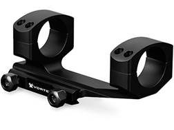 Vortex Optics Viper Extended Cantilever Mount with Integral Rings Matte