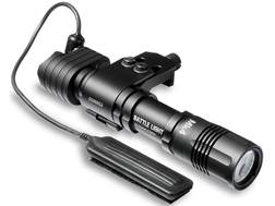Steiner MK 4 Weapon Light White LED with 2 CR123A Batteries Aluminum Black