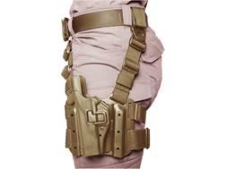 BLACKHAWK! Tactical Serpa Level 2 Thigh Holster Polymer