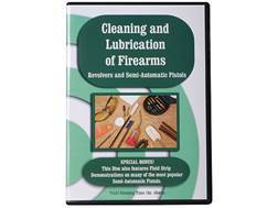 """Cleaning & Lubrication of Firearms"" DVD"