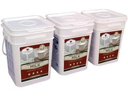 Wise Food 360 Serving Powdered Whey Milk Kit