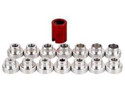 Hornady Lock-N-Load Bullet Comparator Complete Set with 14 Inserts