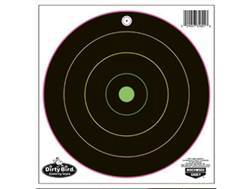 "Birchwood Casey Dirty Bird Multi-Color 12"" Bullseye Targets Package of 10"