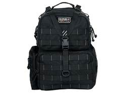 G Outdoors Tactical Range Bag Backpack Black