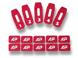AP Customs Magazine ID Grip Tape Magpul PMAG Package of 5