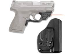Crimson Trace Laserguard S&W M&P Shield Polymer Black