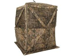 "Browning Powerhouse Ground Blind 74"" x 74"" x 82"" Polyester Realtree Xtra Camo with ALPS Firelight 240 Lumen Flashlight"